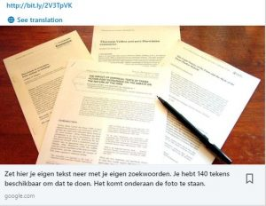 Tekstschrijver-Best-Wilma-Vervoort-Correspondent-Eindhovens-Dagblad-LinkedIn Blog 3