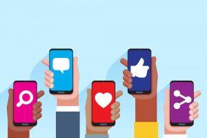 social media unieke content met de juiste zoekwoorden