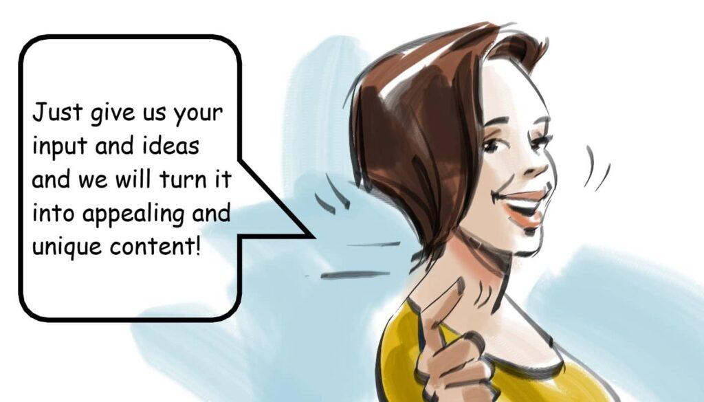 Wilma Vervoort-Interactive Acrts-Content Schrijven-SamenSchrijven-Writing together is a piece of cake