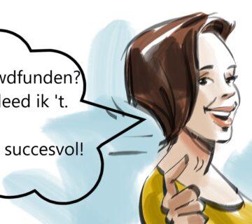Crowdfunden Wilma Vervoort InAndOutOfAfrica Powerofthepen Interactive Acts